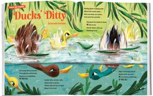 Storytime_kids_magazines_Issue56_ducks_ditty_stories_for_kids_www.storytimemagazine.com