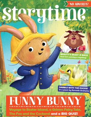 Storytime_kids_magazines_issue56_Funny_Bunny copy_www.storytimemagazine.com