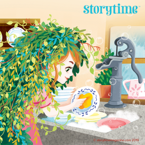 kids magazine subscriptions, Storytime Issue 57