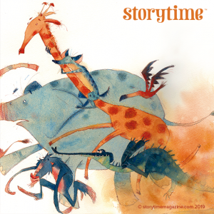 Storytime Issue 57, kids magazine subscriptions