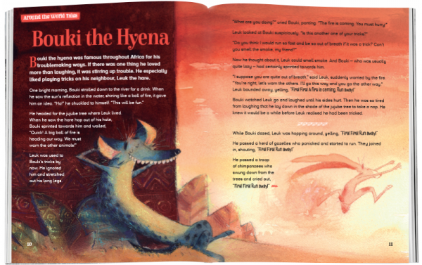 Storytime_kids_magazines_Issue57_Bouki_the_hyena_stories_for_kids_www.storytimemagazine.com