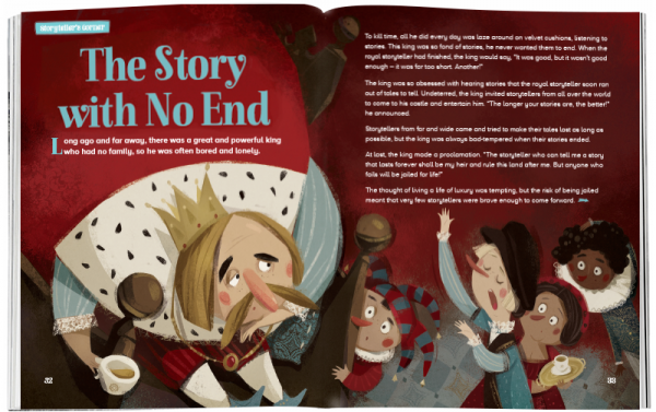 Storytime_kids_magazines_Issue57_Story_with_no_end_stories_for_kids_www.storytimemagazine.com
