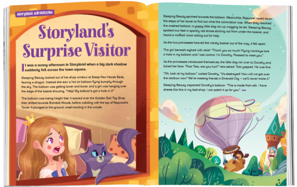 Storytime_kids_magazines_Issue57_Surprise_Visitor_stories_for_kids_www.storytimemagazine.com