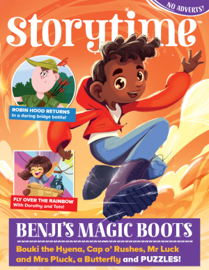 Storytime_kids_magazines_issue57_Benji_Magic_Boots copy_www.storytimemagazine.com