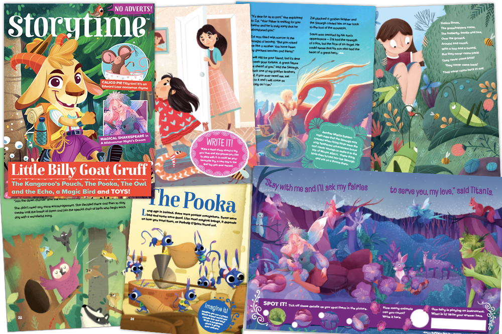 Storytime Issue 58
