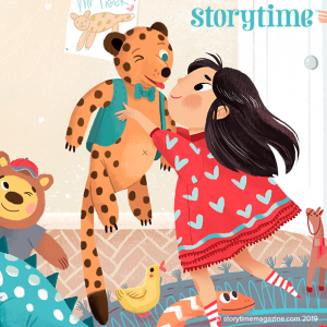 Storytime Issue 58, Toy Story