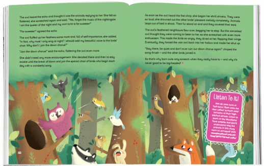 Storytime_kids_magazines_Issue58_the_owl_and_the_echo_stories_for_kids_www.storytimemagazine.com