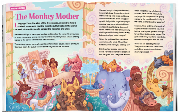 Storytime_kids_magazines_Issue59_the_monkey_mother_stories_for_kids_www.storytimemagazine.com