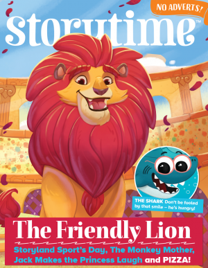 Storytime_kids_magazines_issue59_Friendly_Lion copy_www.storytimemagazine.com