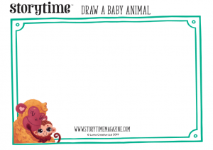 storytime-kids-magazine-free-download-animal-draw_www.storytimemagazine.com/free-downloads