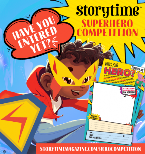 storytime_kids_magazines_superhero_competition_www.storytimemagazine.com