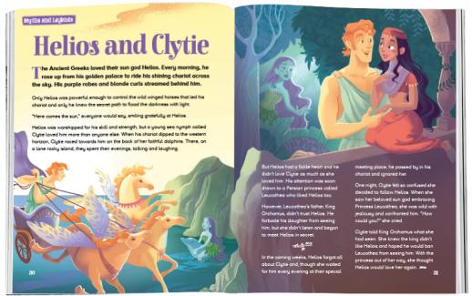 Storytime_kids_magazines_Issue60_helios_and_clytie_stories_for_kids_www.storytimemagazine.com