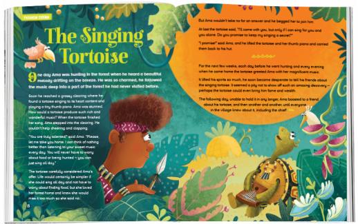 Storytime_kids_magazines_Issue60_singing_tortoise_stories_for_kids_www.storytimemagazine.com