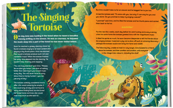 Storytime_kids_magazines_Issue60_singing_tortoise_stories_for_kids_www.storytimemagazine.com
