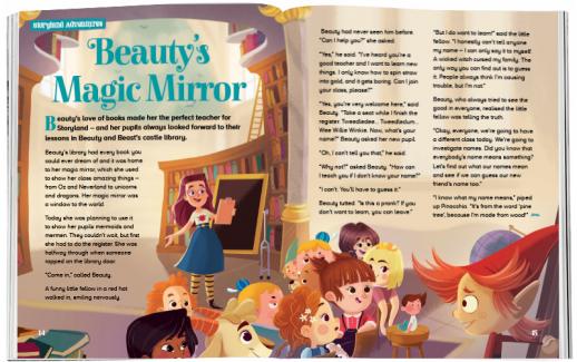 Storytime_kids_magazines_Issue61_beauty_magic_mirror_stories_for_kids_www.storytimemagazine.com