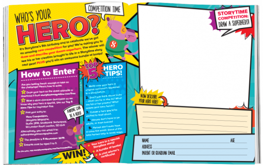 Storytime_kids_magazines_Issue61_superhero_competition_stories_for_kids_www.storytimemagazine.com