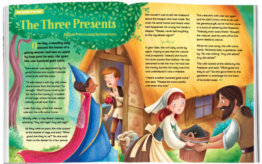 Storytime_kids_magazines_Issue61_the_three_presents_stories_for_kids_www.storytimemagazine.com