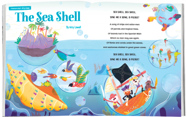 Storytime_kids_magazines_Issue6_the_sea_shell_stories_for_kids_www.storytimemagazine.com