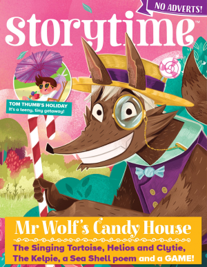 Storytime_kids_magazines_issue60_MrWorlf_CandyHouse copy_www.storytimemagazine.com