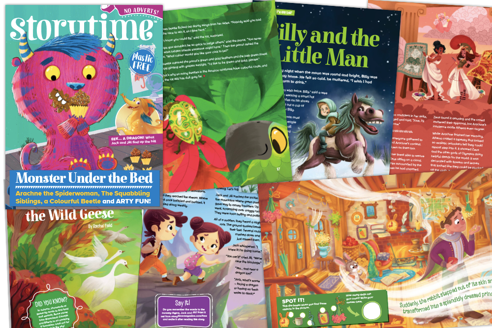 Storytime Issue 62