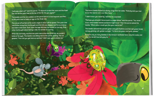 Storytime_kids_magazines_Issue62_beetle_colour_coat_stories_for_kids_www.storytimemagazine,com