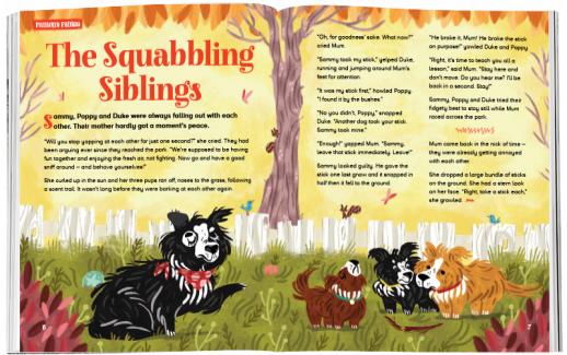 Storytime_kids_magazines_Issue62_squabbling_siblings_stories_for_kids_www.storytimemagazine.com