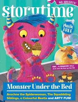 Storytime_kids_magazines_issue62_Monster_Under_The Bed_www.storytimemagazine.com