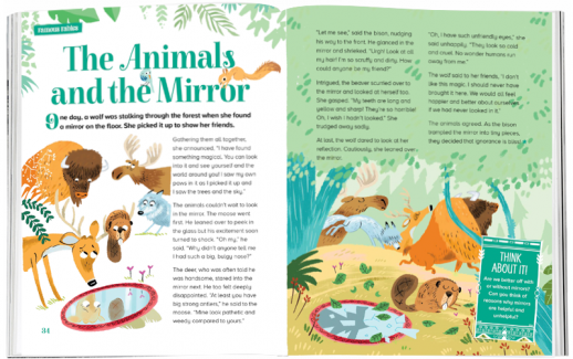 Storytime_kids_magazines_Issue63_animals_in_the_mirror_stories_for_kids_www.storytimemagazine.com