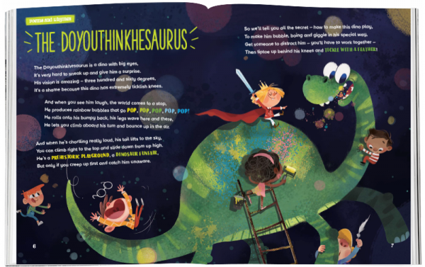 Storytime_kids_magazines_Issue63_doyouthinksaurus_stories_for_kids_www.storytimemagazine.com