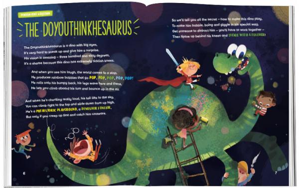 Storytime_kids_magazines_Issue63_doyouthinksaurus_stories_for_kids_www.storytimemagazine.com