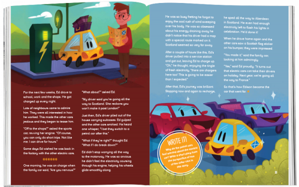 Storytime_kids_magazines_Issue63_the_car_that_went_far_stories_for_kids_www.storytimemagazine.com