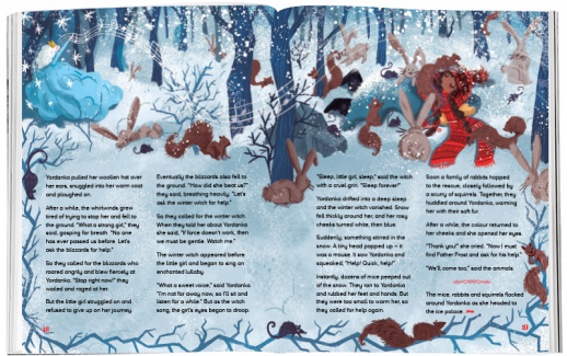 Storytime_kids_magazines_Issue64_father_frost_stories_for_kids_www.storytimemagazine.com
