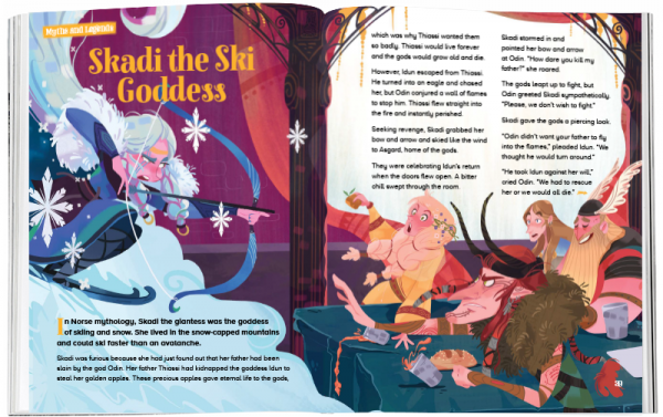 Storytime_kids_magazines_Issue64_skadi_ski_goddess_stories_for_kids_www.storytimemagazine.com