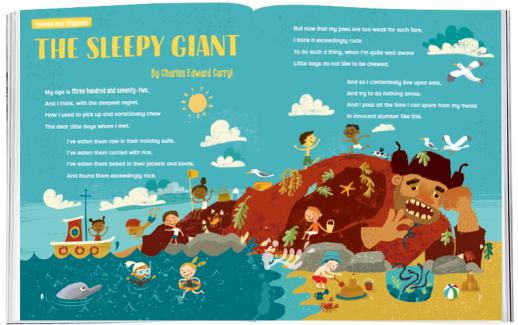 Storytime_kids_magazines_Issue65_sleepy_giant_stories_for_kids_www.storytimemagazine.com
