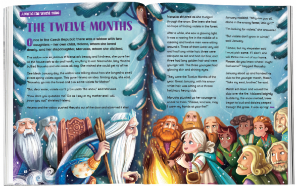 Storytime_kids_magazines_Issue65_twelve_months_stories_for_kids_www.storytimemagazine.com