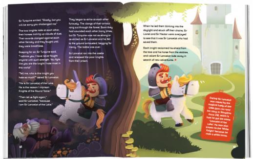Storytime_kids_magazines_Issue67_sir_lancelots_quest_stories_for_kids_www.storytimemagazine.com