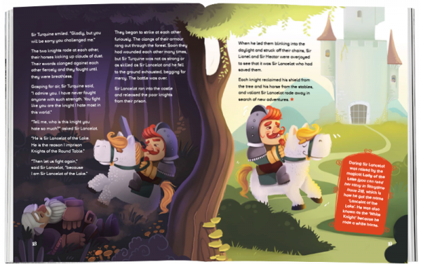 Storytime_kids_magazines_Issue67_sir_lancelots_quest_stories_for_kids_www.storytimemagazine.com