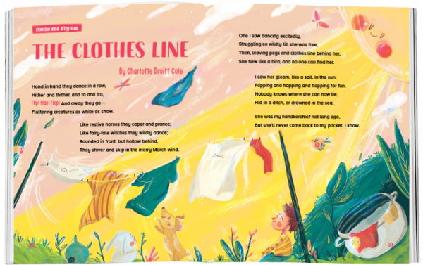 Storytime_kids_magazines_Issue67_the_clothes_line_stories_for_kids_www.storytimemagazine.com