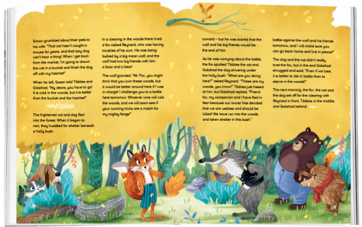 Storytime_kids_magazines_Issue69_the_war_of_wolf_and_bear_stories_for_kids_www.storytimemagazine.com