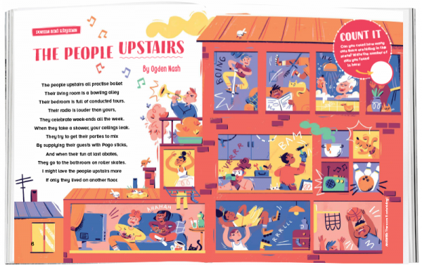 Storytime_kids_magazines_Issue71_the_people_upstairs_stories_for_kids_www.storytimemagazine.com