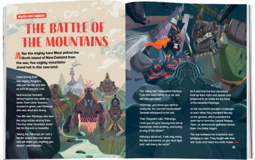 Storytime_kids_magazines_Issue72_the_battle_of_the_mountains_stories_for_kids_www.storytimemagazine.com