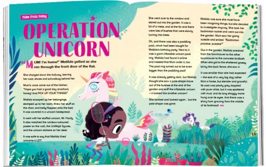 Storytime_kids_magazines_issue75_Operation_Unicorn_www.storytimemagazine.com