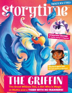 Storytime_kids_magazines_issue75_The_Griffin copy_www.storytimemagazine.com