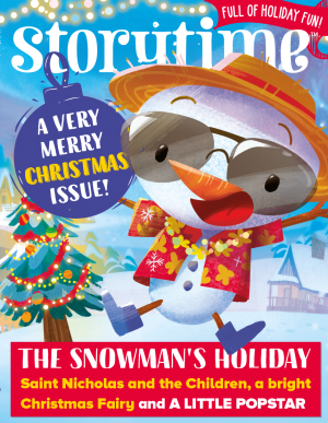 Storytime_kids_magazines_issue76_The_Snowman_Holiday copy_www.storytimemagazine.com