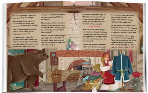 Storytime_kids_magazines_issue78_The_bear_in_the_hut_www.storytimemagazine.com