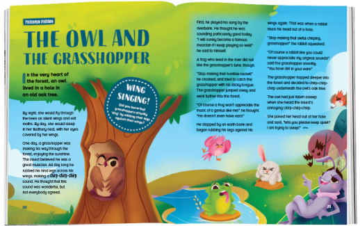 Storytime_kids_magazines_issue80_The_Owl_and_the_Gresshopper_www.storytimemagazine.com