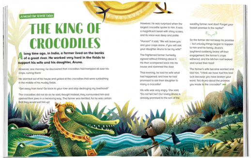 Storytime_kids_magazines_issue81_TheKingofcrocodiles_www.storytimemagazine.com
