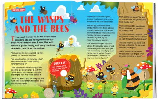 Storytime_kids_magazines_issue81_Thewaspsandthebees_www.storytimemagazine.com