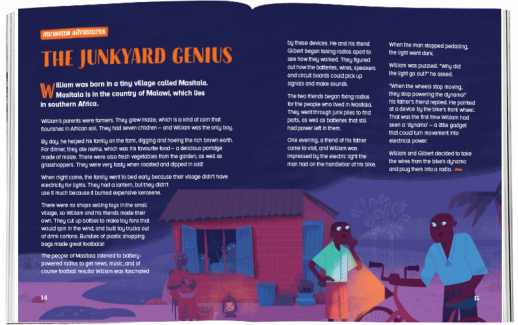 Storytime_kids_magazines_issue82_Junkyardgenius_www.storytimemagazine.com
