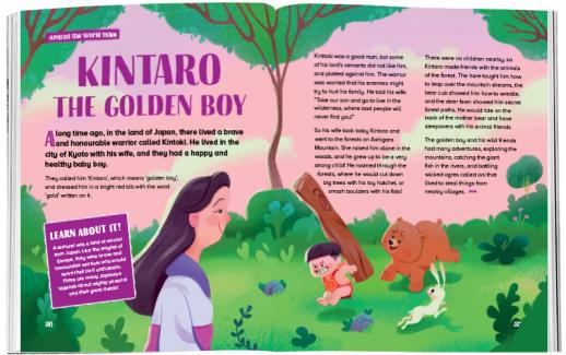 Storytime_kids_magazines_issue82_kintarothegoldenboy_www.storytimemagazine.com